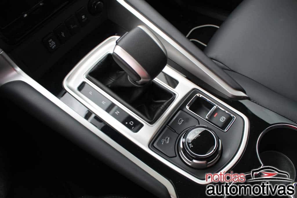 Novo Pajero Sport 2020 parte de R$ 265.990 - Impressões ao dirigir