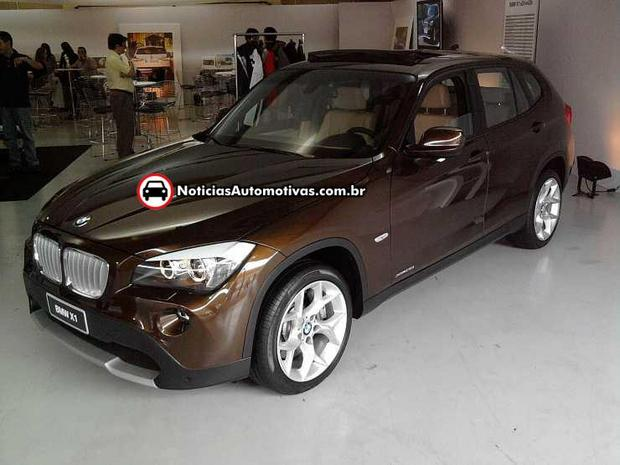 na no lancamento do bmw x1 em interlagos 1 BMW: crescimento de 54% poderia ter sido melhor fábrica será em Santa Catarina