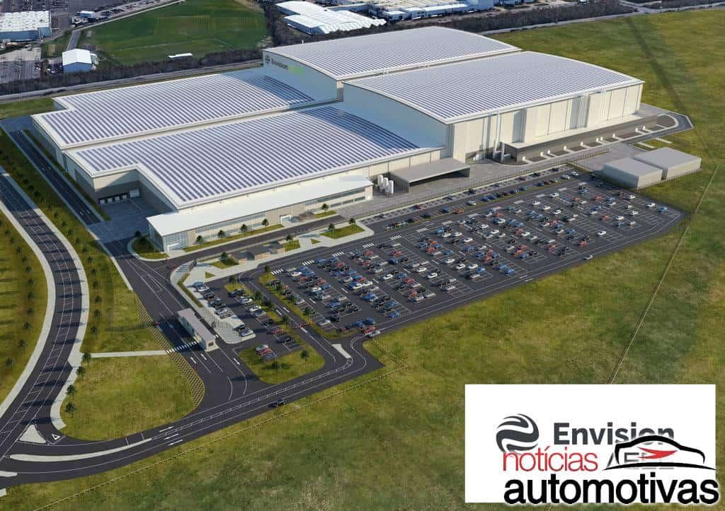 EV36Zero: Nissan revela teaser de novo crossover elétrico