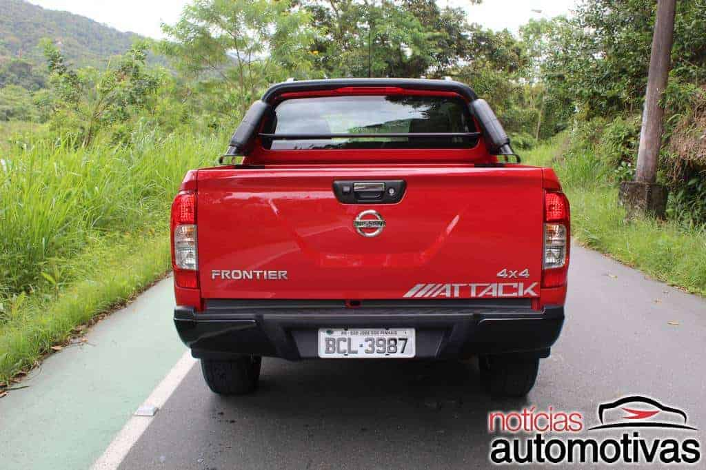 Avaliação: Nissan Frontier 2019 melhora com ajustes, consumo é ruim