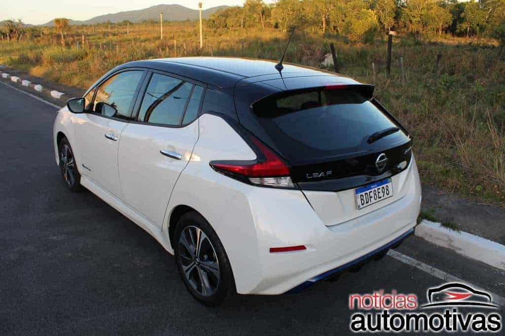 Nissan Leaf agora pode ser comprado em 44 lojas do Brasil