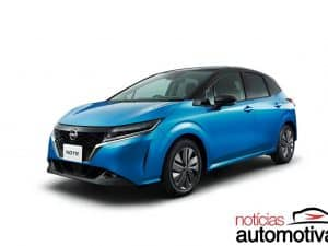 Anti-Fit, Novo Nissan Note surge no Japão apenas com e-Power