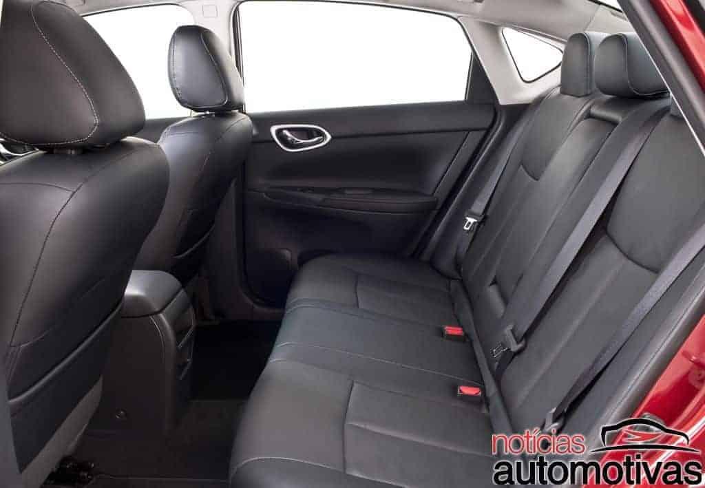 Nissan Sentra 2019: preços, equipamentos, versões, fotos (motor)