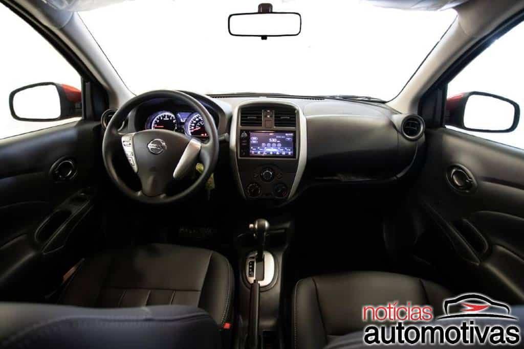 Nissan V-Drive é o velho Versa com motor 1.6 e partindo de R$ 60.990