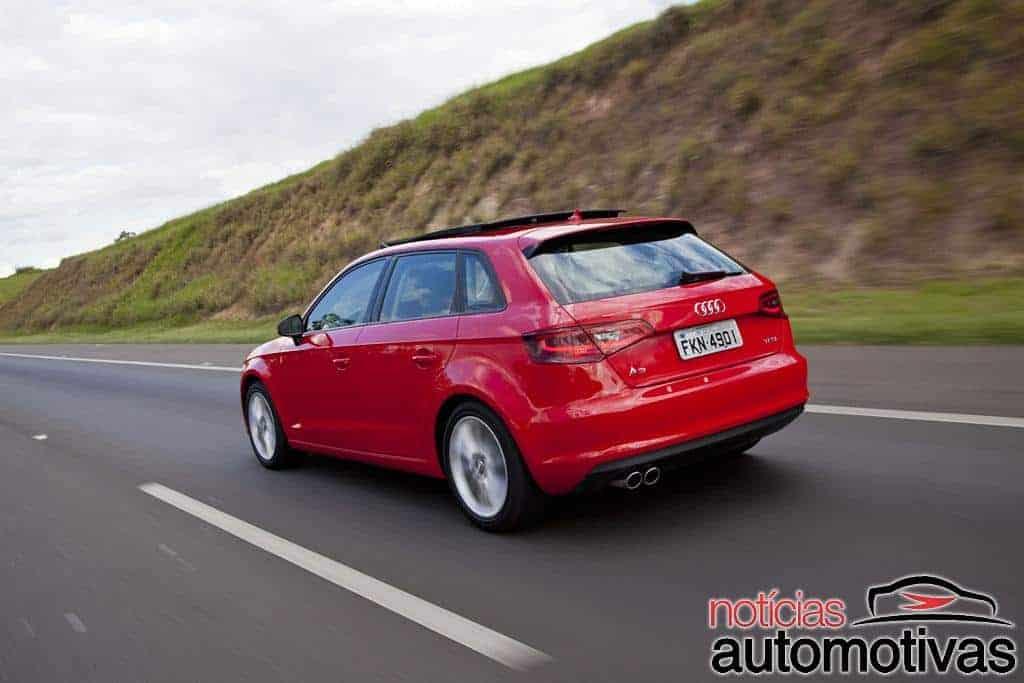 Andamos no Novo Audi A3 Sportback