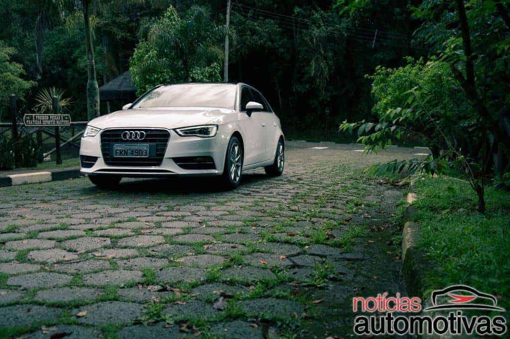 Audi A3 Sportback: sobra carro, faltam equipamentos