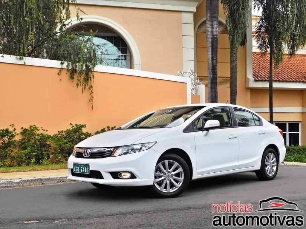 Honda Civic - defeitos e problemas