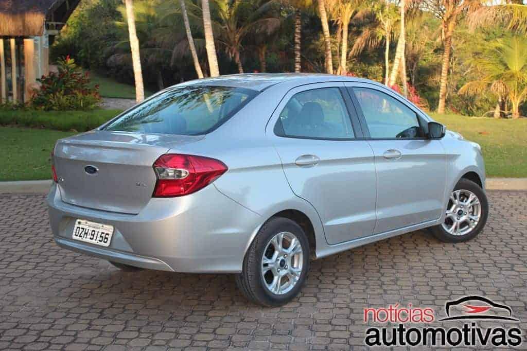 Avaliação: Novo Ford Ka+ SEL 1.5 mostra boa disposição