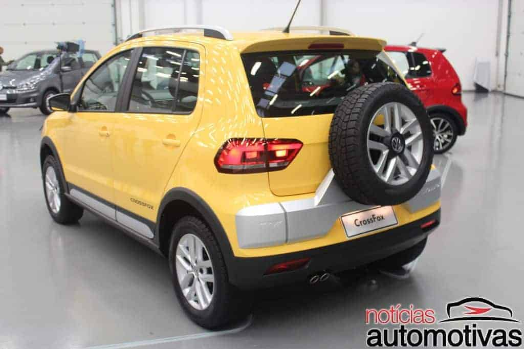 Volkswagen Fox e CrossFox - defeitos e problemas