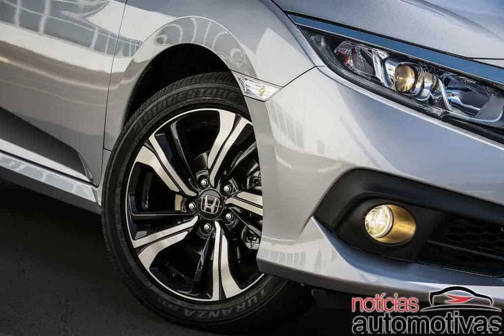 Honda Civic 2018/2019: preço, consumo, fotos, versões, detalhes