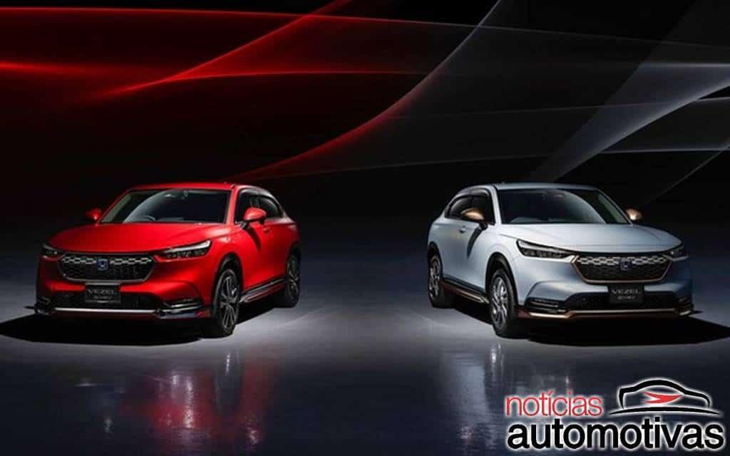 Novo Honda HR-V tem tamanho e mais motores revelados