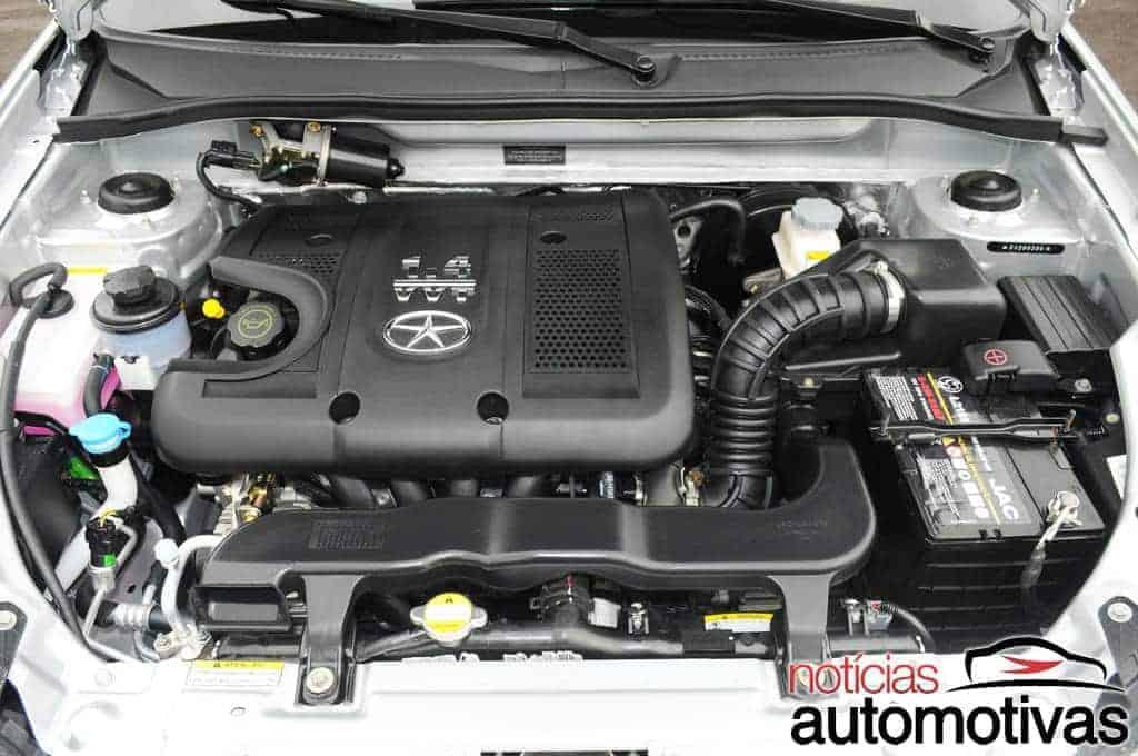 JAC J3 reestilizado: a gente quer airbag, diversão e arte