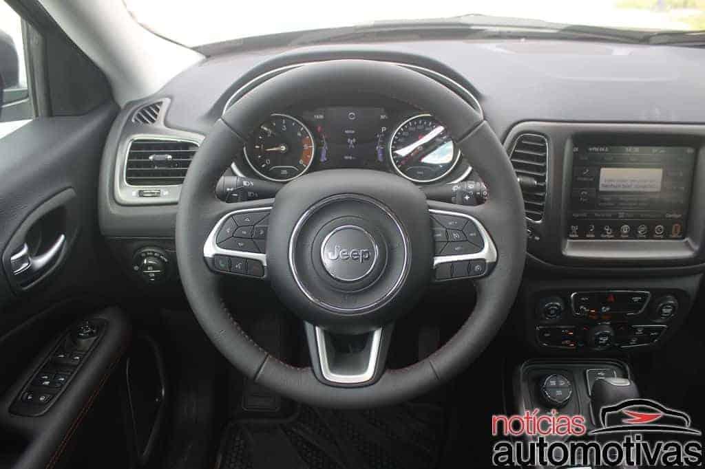 Novo Jeep Compass 2017: Visita à fábrica e impressões ao dirigir