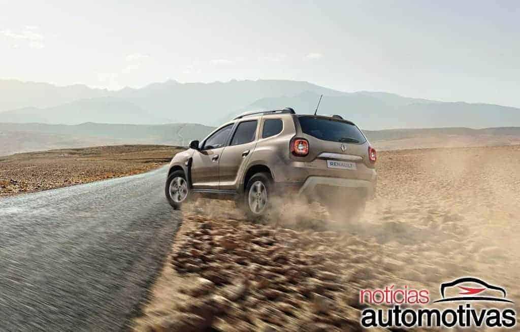 Novo Renault Duster é flagrado na Argentina