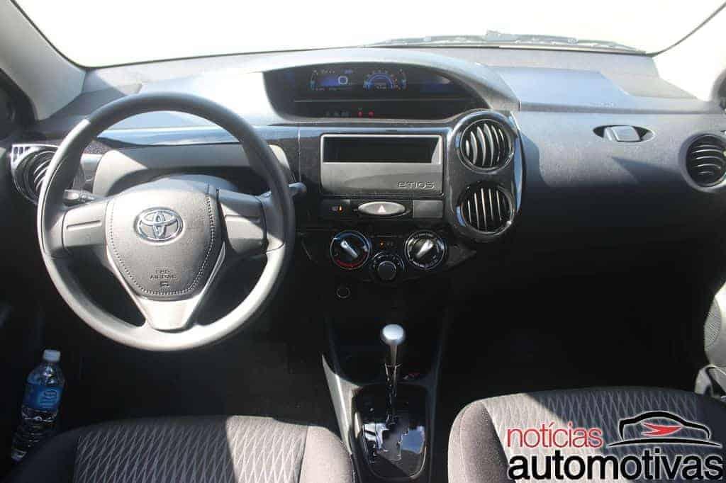 Novo Toyota Etios 2017: Impressões de todas as opções de motor e câmbio