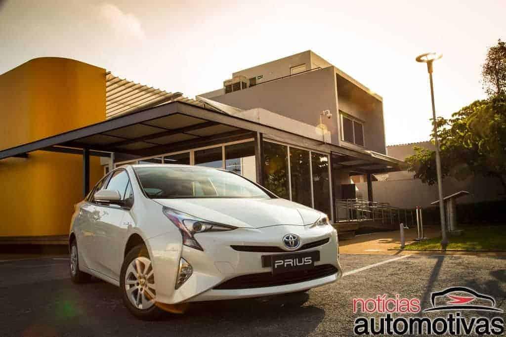 Toyota Prius 2018/2019: preço, consumo, detalhes, fotos, equipamentos