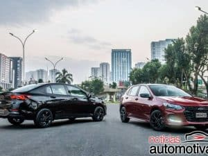 Chevrolet Onix RS e Onix Plus Midnight chegam ao mercado em outubro
