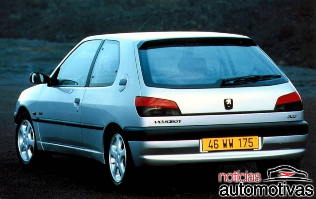 Peugeot 306: versões, modelos, motores, equipamentos e detalhes