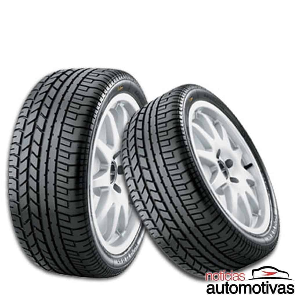 Tabela de capacidade de carga de pneus
