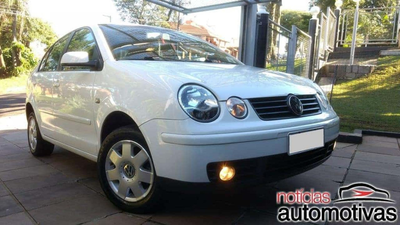 Carro Da Semana Opiniao Do Dono Polo Sedan Highline 2003