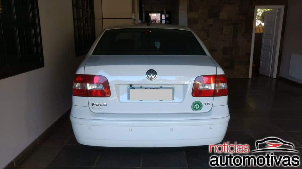Carro da Semana, opinião do dono: Polo Sedan Highline 2003