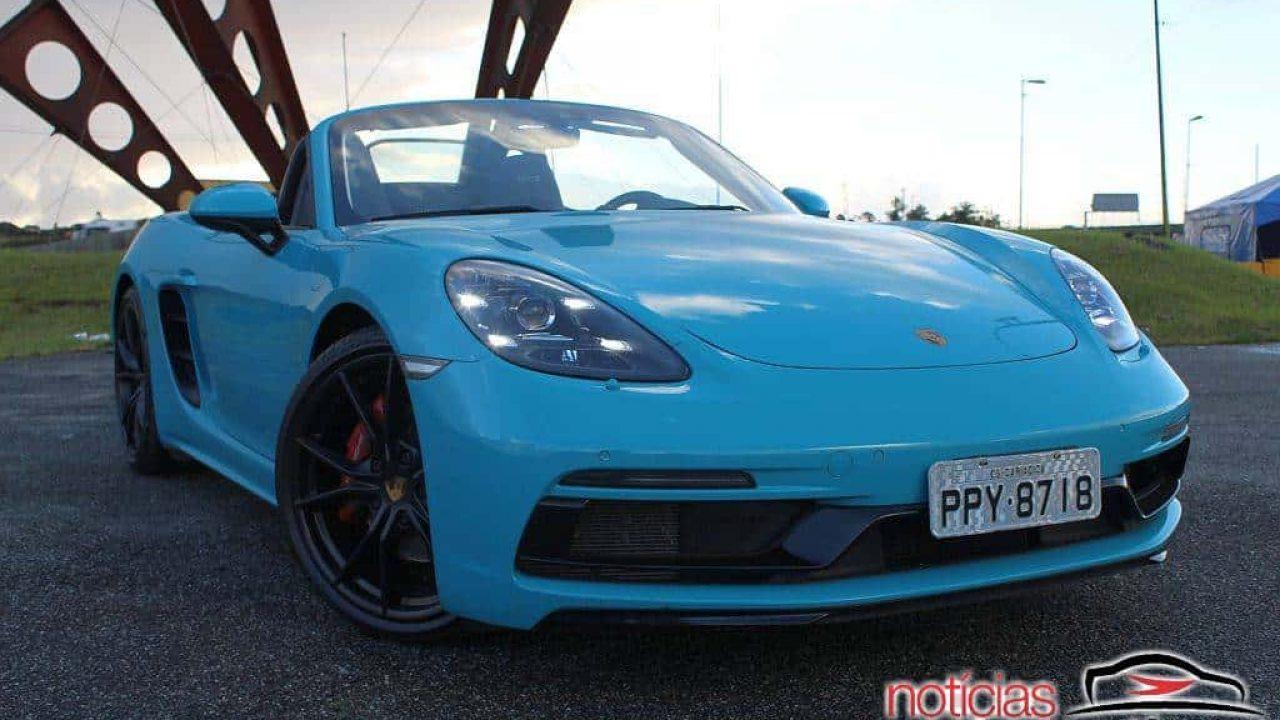 Avaliacao Porsche 718 Boxster Gts Oferece Poder E Estilo Ao Ar Livre