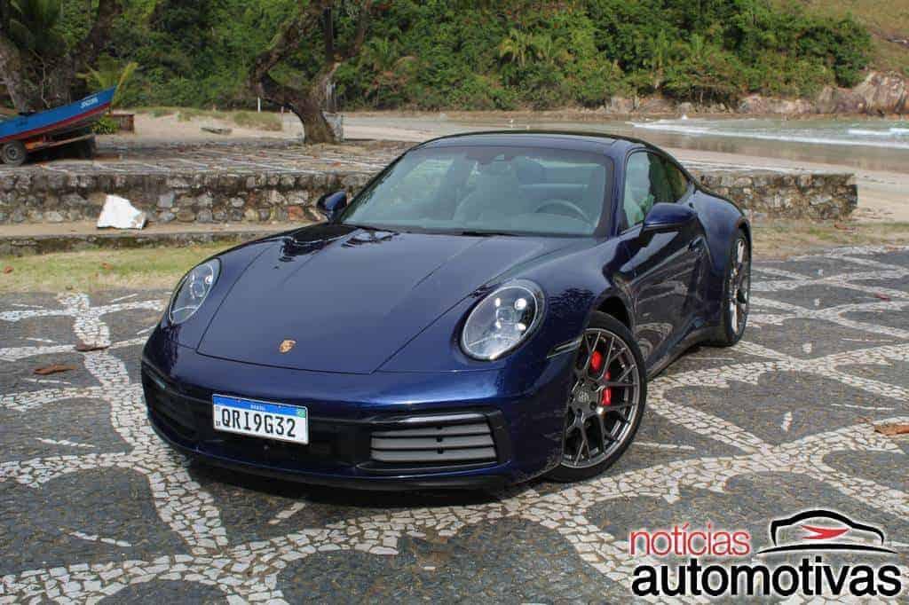 Avaliação: Porsche 911 Carrera S é alta performance com conforto