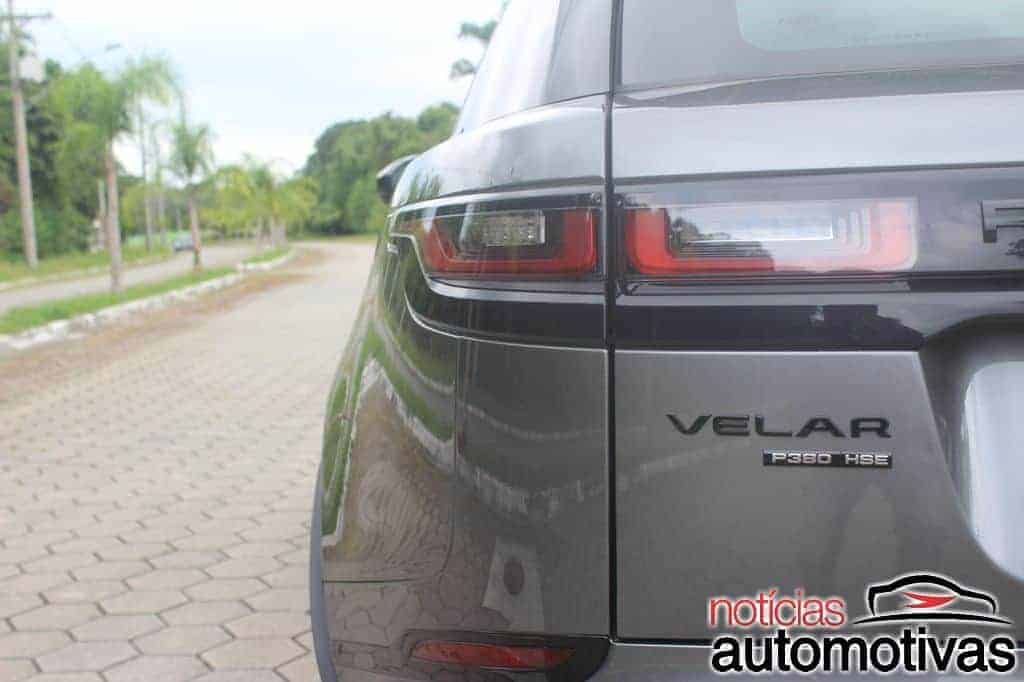 Avaliação: Range Rover Velar R-Dynamic V6 é luxo ousado esportividade