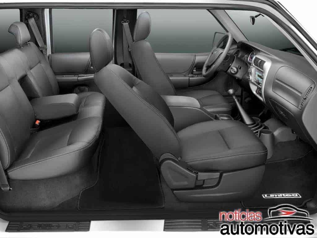 Ranger 2012: motor, preços, consumo, versões, revisão, fotos