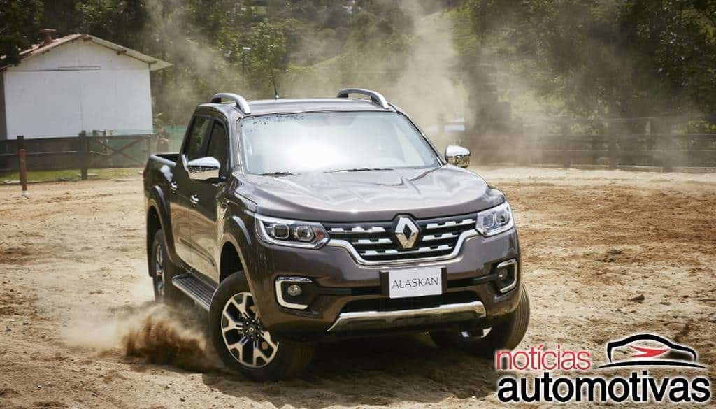 Renault poderia fazer uma picape grande? Desejo interno não falta...