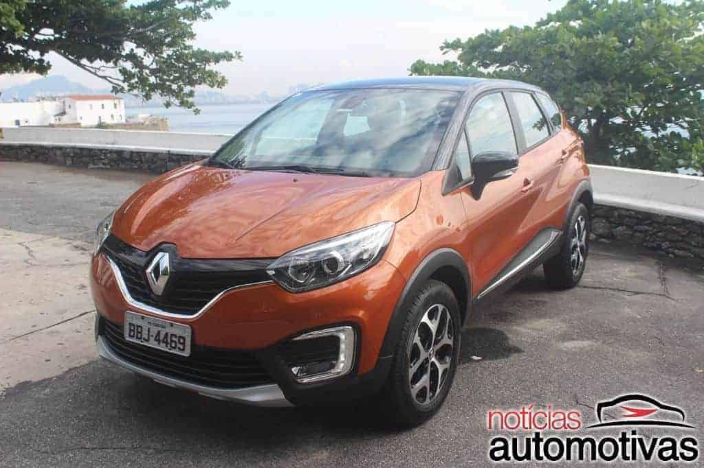 Renault Captur 1.6 SCe CVT X-Tronic: Impressões ao dirigir
