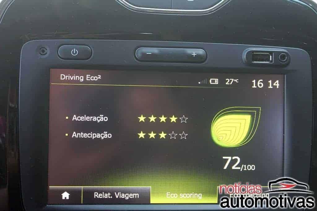 Avaliação: Renault Captur falha em eficiência e espaço