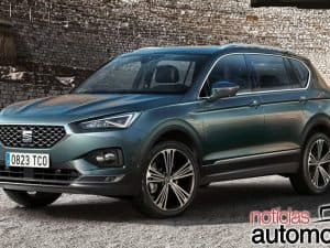 Seat Tarraco, o grande hermano hispânico do Tiguan
