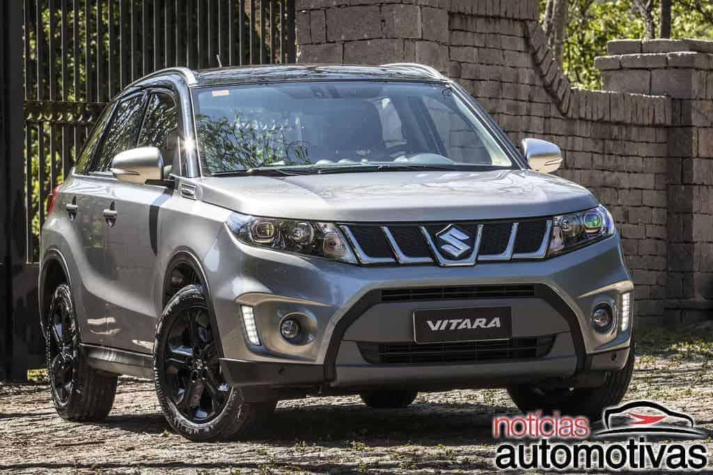 Suzuki Vitara 2018/2019: detalhes, fotos, motor, equipamentos, preço