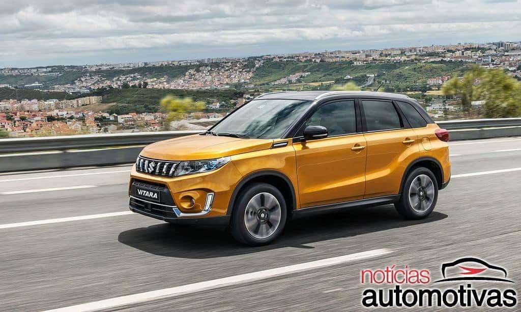 Suzuki Vitara 2019: detalhes, preço, fotos, motor (e equipamentos)