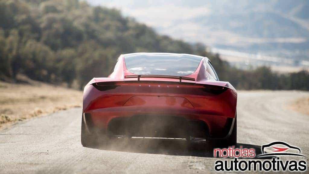 Tesla Roadster tem lançamento adiado de 2020 para 2022