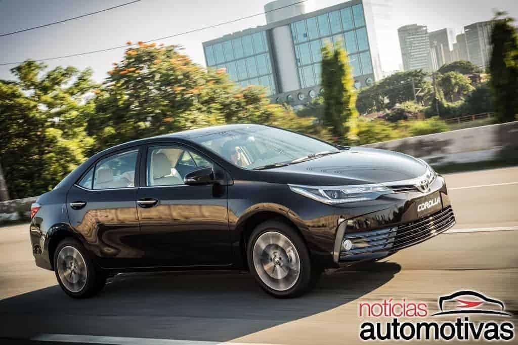 Corolla 2019: preço, consumo, fotos, versões, revisão (detalhes)