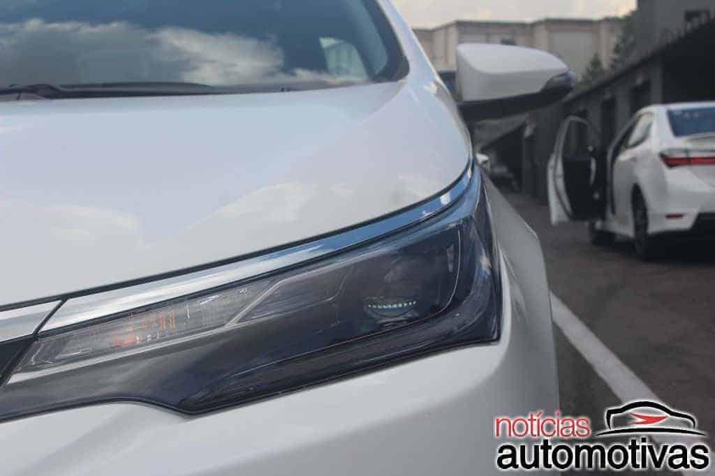 Novo Corolla 2019: Impressões ao dirigir