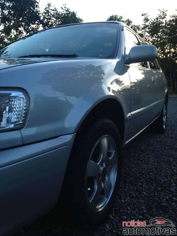 Carro da semana, opinião de dono: Toyota Corolla XEi 2000