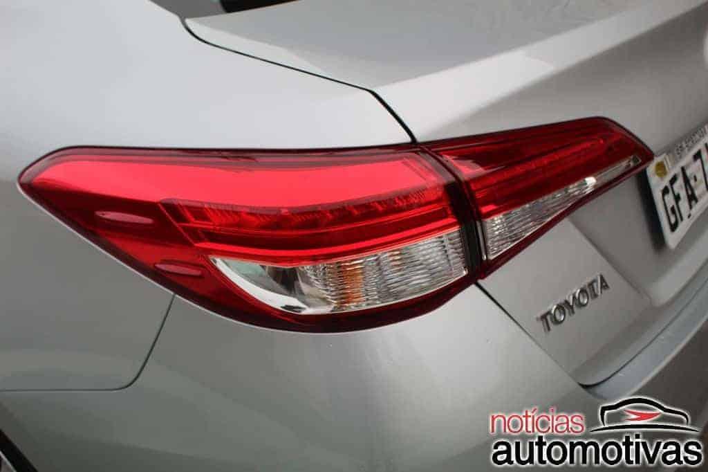 Avaliação: Toyota Yaris Sedan tem consumo bom e nível de ruído ruim