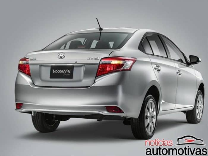 Toyota Yaris Sedan 2017 chega ao mercado mexicano