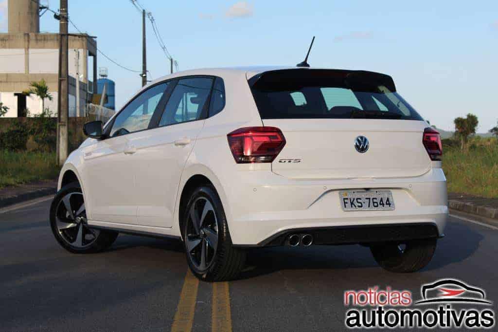 Volkswagen Polo GTS é um bom esportivo para o dia a dia