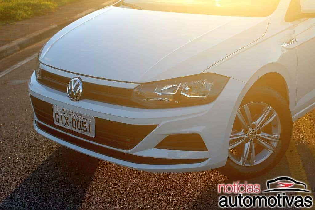 Avaliação: Volkswagen Polo 2019 responde bem com motor 1.6 MSI