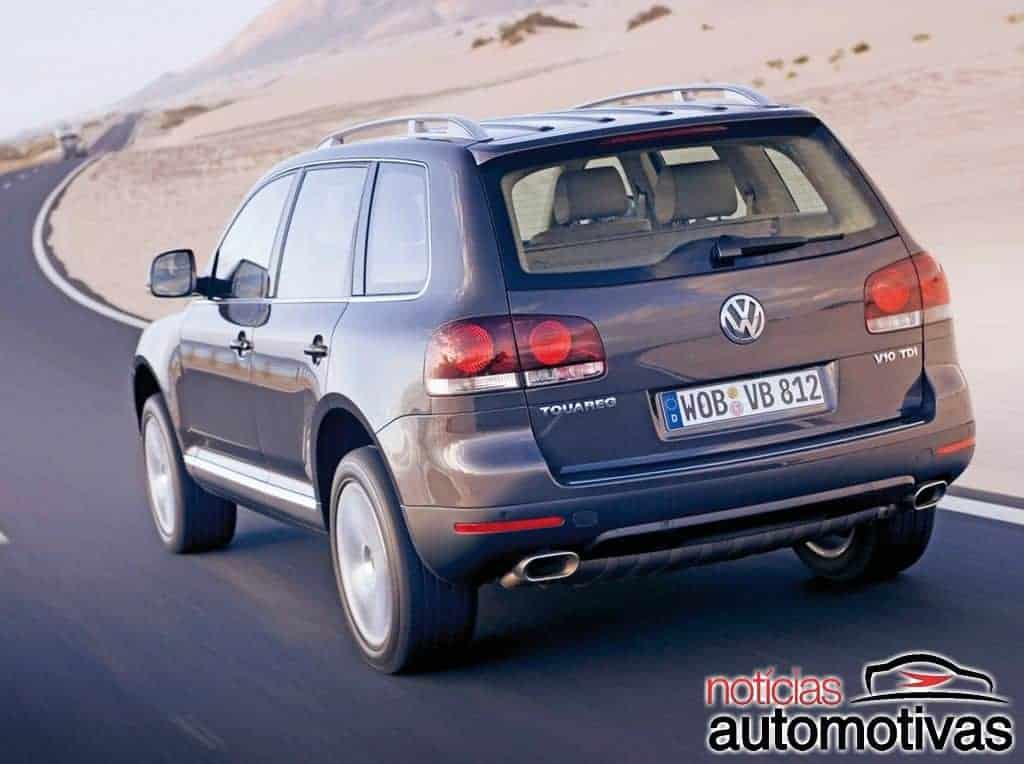 VW Touareg: história, anos, versões, motores (e equipamentos)