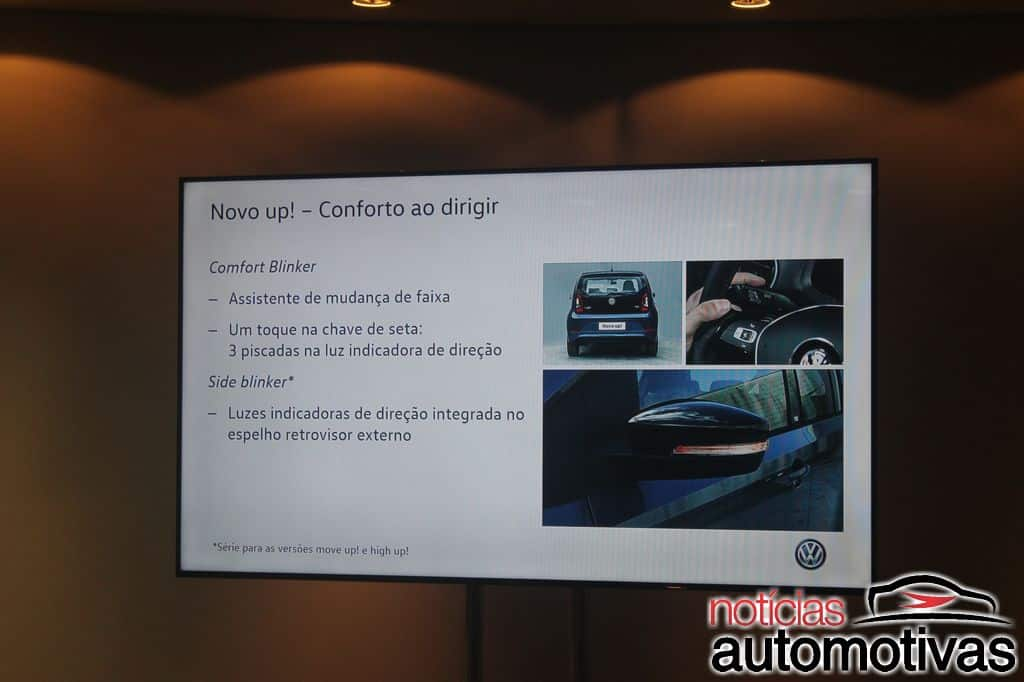 Volkswagen Up 2019: preço, consumo, versões, motor (e detalhes)