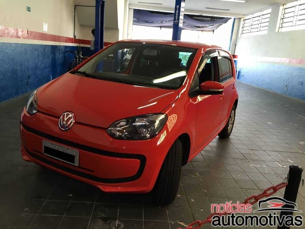 Carro da semana, opinião do dono: Volkswagen Up! Move 2015