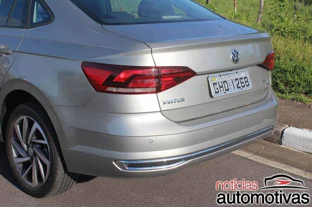 Avaliação: VW Virtus Highline TSI tem boa dirigibilidade e economia