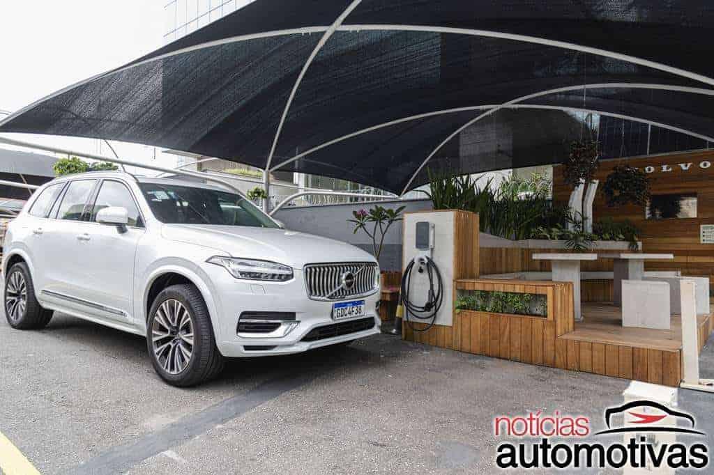Volvo Cars vai emprestar carros híbridos de graça para quem quiser