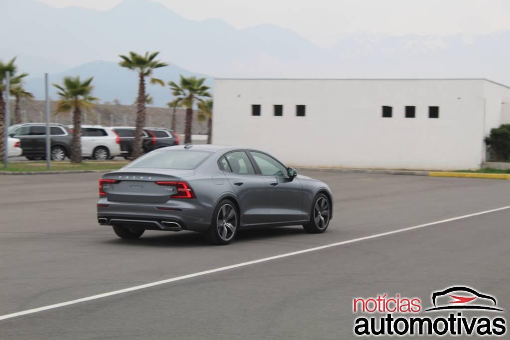 Volvo S60 2020 chega para peitar os alemães - Impressões ao dirigir