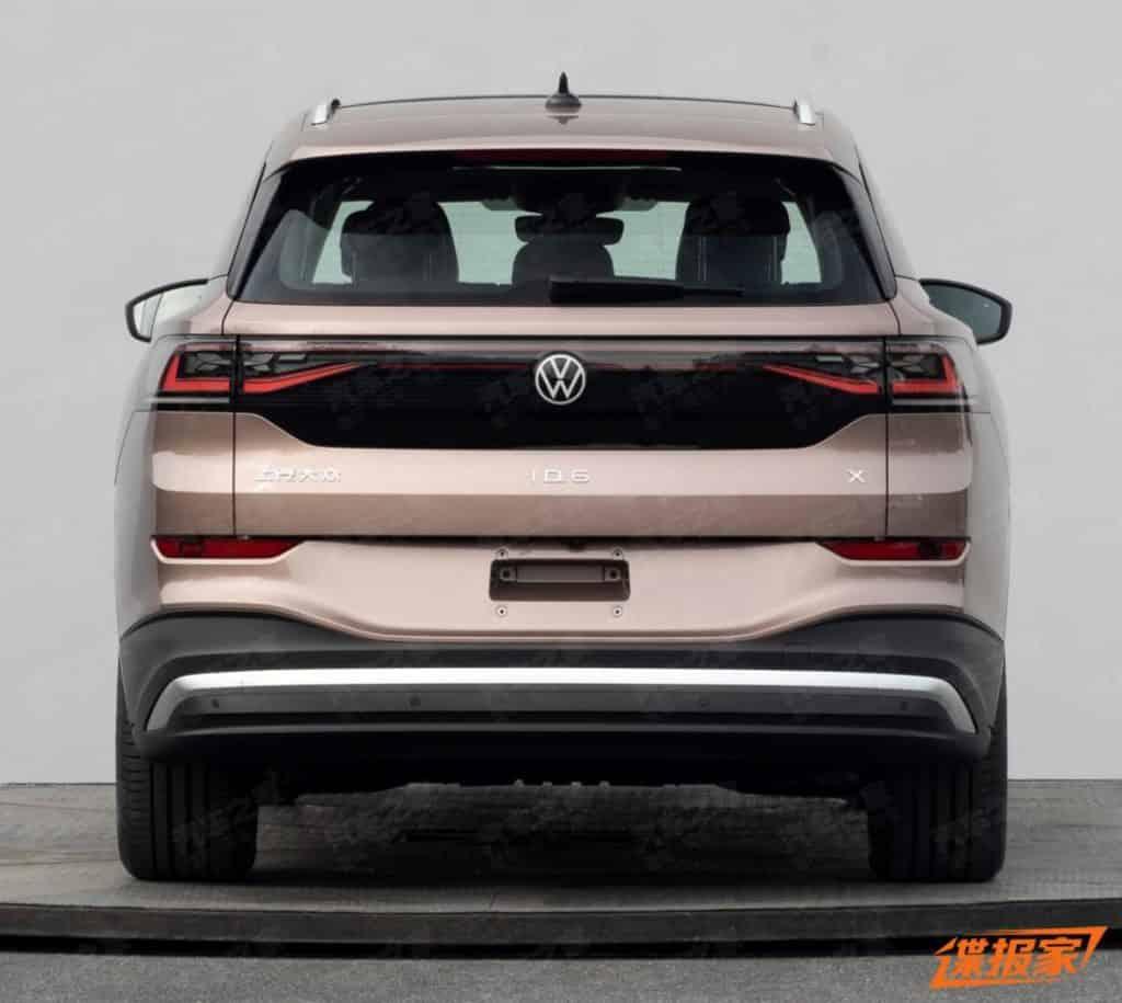 Volkswagen ID.6 X: SUV elétrico de 7 lugares é revelado na China